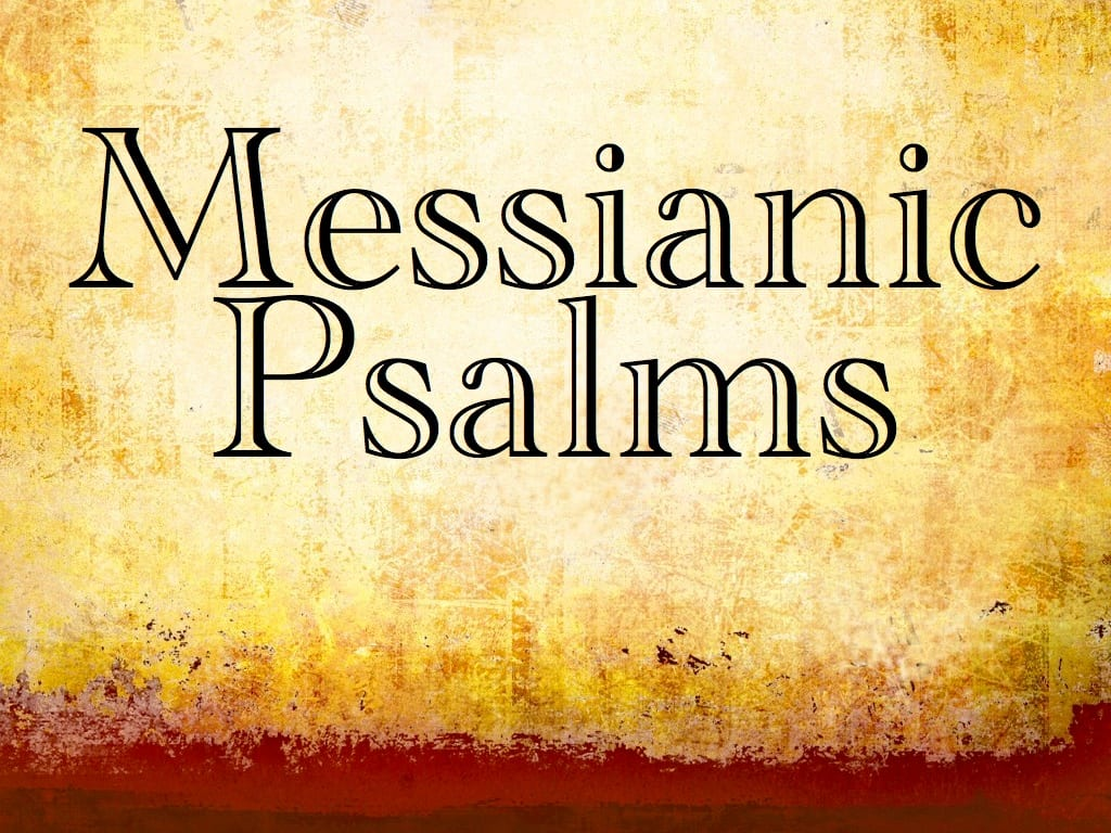 Messianic Psalms.001