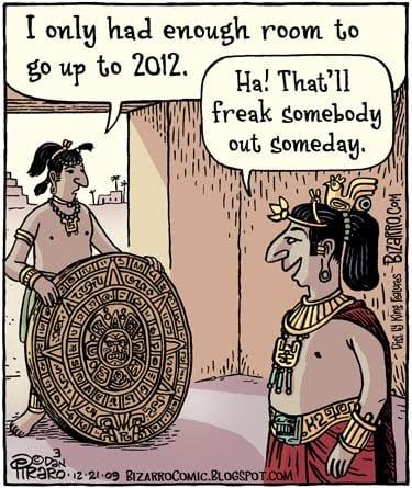 2012 Mayan Calender