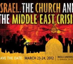 Israel, the Church and the Middle East Crisis Conference