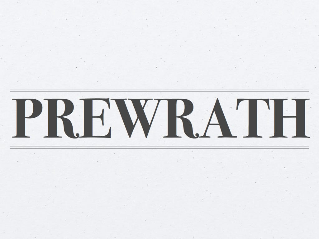 Some Prewrath Websites of Interest