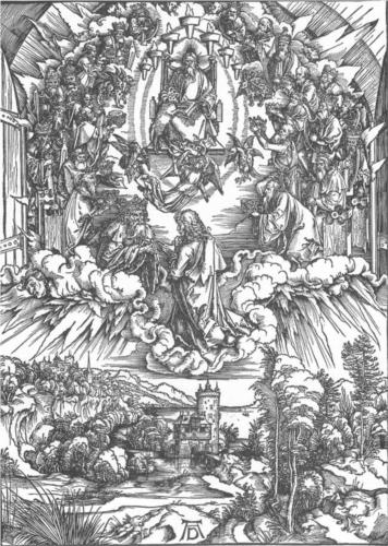 "Do the Twenty Four Elders in Revelation 4:4 ""Represent"" the Church?"