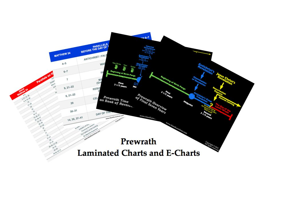 Prewrath Charts Available in E-Chart Format