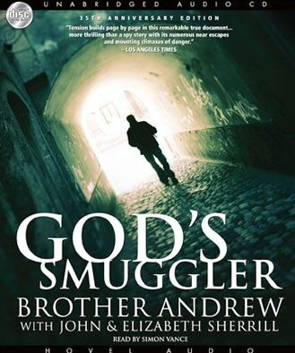 God's Smuggler – Audio Book Free This Month