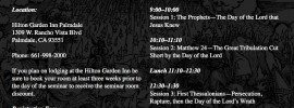California Prophecy Seminar 2013