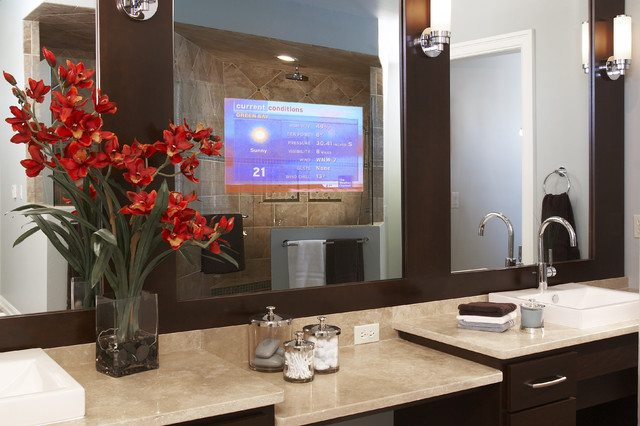 "Sign Me Up for the 2015 Orlando Prophecy Conference! ""A television that is displayed into the mirror in every bathroom!"""