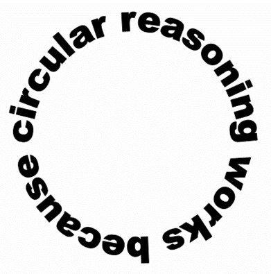 Circular Reasoning Presupposes the Hermeneutics of the Pretribulational Theological System