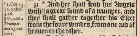 The 1611 King James Bible Agrees with the Prewrath Position